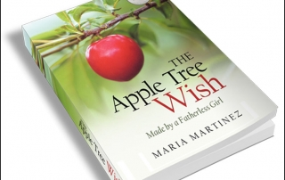 """MOVED TO TEARS READING """"THE APPLE TREE WISH"""""""